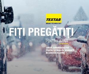 TEXTAR - Fiți pregătit pentru iarnă
