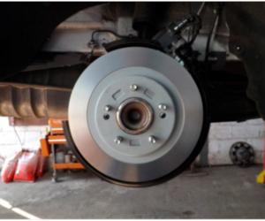Frânele spate Hyundai i40 - Sfat tehnic de la BluePrint