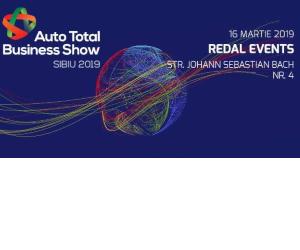 Auto Total Business Show ajunge pentru prima oară în centrul României, la Sibiu, cu prima ediție din acest an!