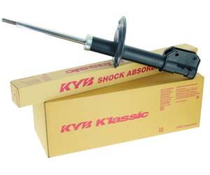 KYB K'lassic - o nouă gamă de amortizoare