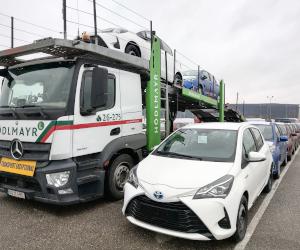 Un nou client premium pentru Hödlmayr Logistics România