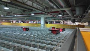 Continental investește la Timișoara într-un sistem de depozitare integral automatizat