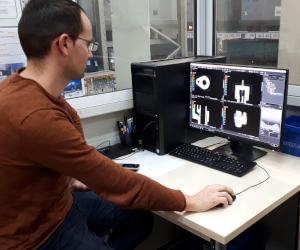 Linii de climatizare auto fabricate pentru întreaga lume, radiografiate cu raze X la Timișoara