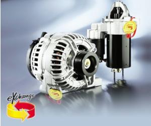Demaroare şi generatoare - Bosch eXchange