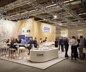Exide Technologies participă la Autopromotec 2019 cu cele mai recente baterii având tehnologia Carbon Boost