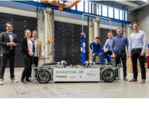 Schaeffler cercetează sisteme inovatoare de direcție pentru mobilitatea electrică