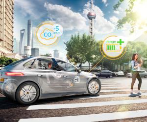 Testele TÜV confirmă: sistemul de frânare Continental MK C1 reduce emisiile de CO2 la mașinile hibrid cu aproximativ 5g / km