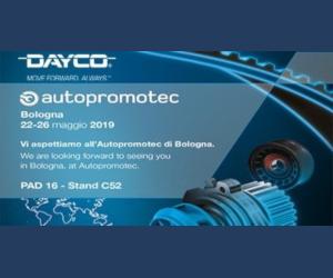 Dayco prezent la Autopromotec 2019