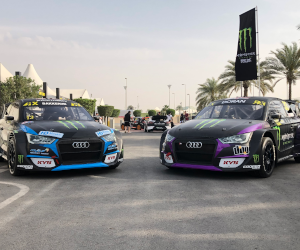 KYB continuă să sprijine World Rallycross