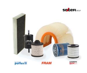 Sogefi este primul pe piața aftermarket  cu gama completă de filtre a noului Peugeot 508