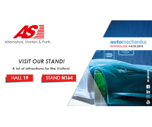 AS-PL a fost prezent la  Automechanika Birmingham