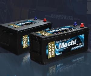 Baterii pentru utilajele Heavy Duty