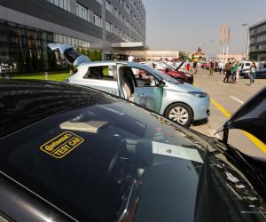 ContiShowOff 2019: Continental a prezentat la Timișoara tehnologii ale mașinilor de mâine