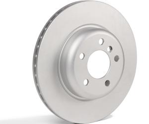Discurile de frână acoperite de la Delphi Technologies oferă o protecție anticoroziune de durată mai lungă decât concurența