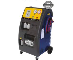 Stația automată de diagnosticare și reumplere a instalațiilor A/C ALASKA START