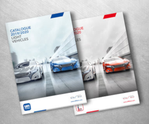 Noile cataloage UFI și Sofima Light Vehicles 2019/2020