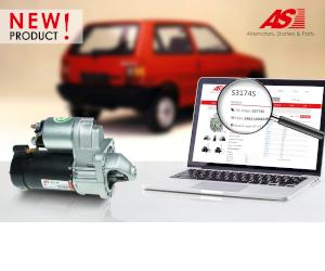 Informații noi despre electromotorul S3174S sunt oferte astăzi de către AS-PL