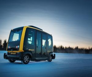 Continental lansează tehnologii pentru producția de serie pentru robo-taxiuri