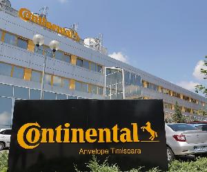 Continental se dezvoltă mai bine decât piețele pe care activează în cel mai slab trimestru din istorie, al doilea din acest an