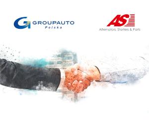AS-PL a început colaborarea cu Groupauto Polska