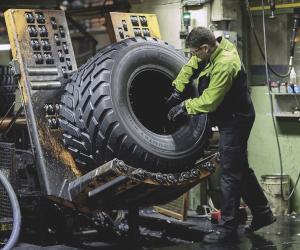 Nokian Heavy Tyres Ltd achiziționează compania finlandeză Levypyörä Oy