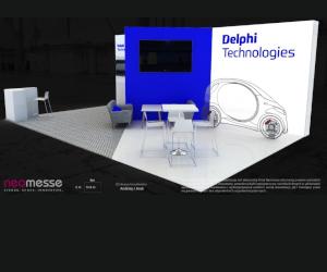 Prezența Delphi Technologies la Autonet Mobility Show
