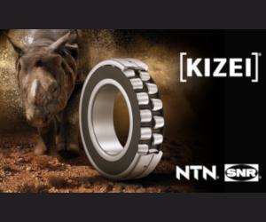 KIZEI®, primul rulment cu role butoi și garnituri metalice. Blindat contra impurităților!