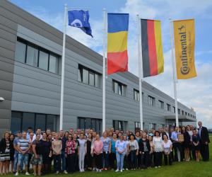 Ford Motors a acordat distincția internațională Q1 fabricii Continental Brașov