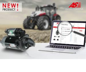 Noi informații  sunt oferite de către AS-PL despre electromotorul S9295S