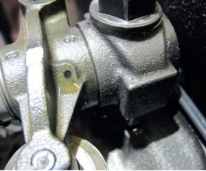 Alimentarea motoarelor reconditionate cu ulei sub presiune