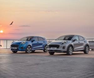 Noul Ford Puma - produs la Craiova - disponibil pentru România cu un preț special de lansare de 16.500 de euro