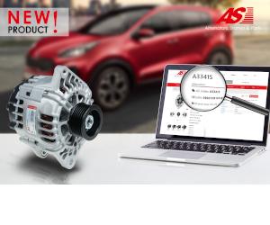 AS-PL prezintă un nou alternator în oferta sa