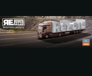 Cefin Trucks este lider in piata la capitolul camioane rulate