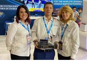 Dayco a primit două premii în cadrul AAPEX