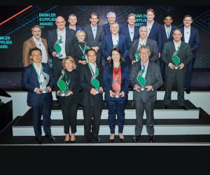 Brembo primește premiul Furnizor Daimler pentru sustenabilitate