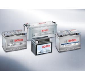 Bateriile Bosch