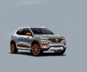 Showcar-ul Dacia Spring: Revoluția electrică BY DACIA
