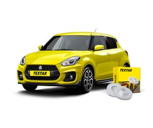F1RST TO MARKET – Discuri de frână pentru noul Suzuki Swift