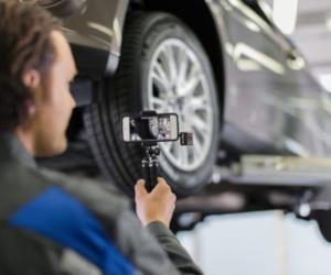 Ford lansează campania service #StaiAcasă, prin intermediul căreia îi ajută pe șoferi să circule în siguranță