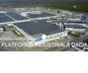 Dacia a reluat activitatea de producție