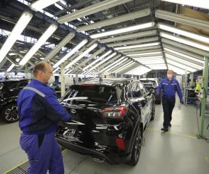 Ford Craiova și-a reluat producția