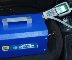 Metode de decontaminare și dezinfectare a vehiculelor în perioadele de risc epidemic ridicat