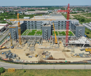 Continental extinde clădirea de birouri din Timișoara: are plănuită o investiție de peste 33 de milioane de euro