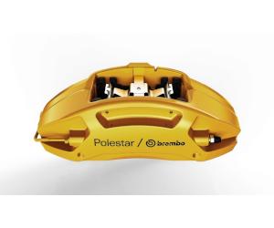 Performanța Brembo pentru sistemul de frânare Polestar
