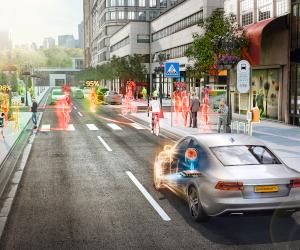 PRORETA 5: Continental și universitățile cercetează împreună inteligența artificială pentru a dezvolta conducerea automatizată în orașe