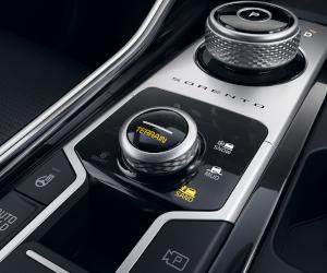 Noul sistem 'TERRAIN MODE' face ca a patra generație a modelului Kia Sorento să fie mai capabilă ca niciodată