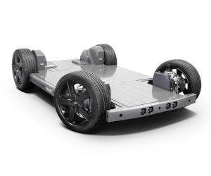 KYB colaborează la următoarea generație a platformei modulare EV