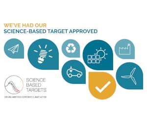 Obiectivele Pirelli de reducere a emisiilor de CO2, validate de Science Based Targets Initiative