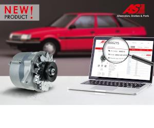 Noi informații despre alternatorul A6621S din oferta AS-PL