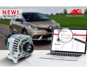 Informații noi despre alternatorul A4131S din oferta AS-PL